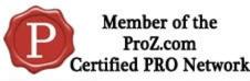 Laurent Di Raimondo Traducteur Proz Certified